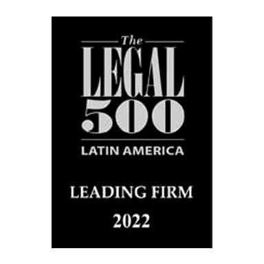 Legal 500 2021-2022
